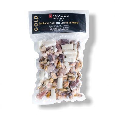 Jūras produktu kokteilis Frutti di Mare, sald., 10*(t.s. 450g), R Seafood Gold