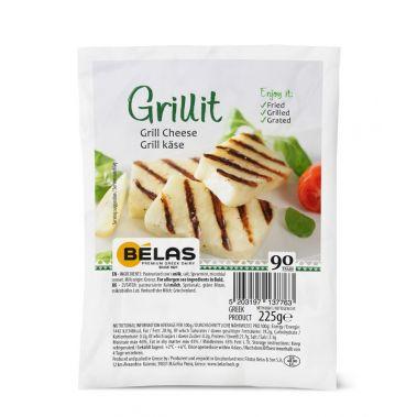 Siers grilēšanai Grill It, t.s.s. 43%, 10*225g, Belas