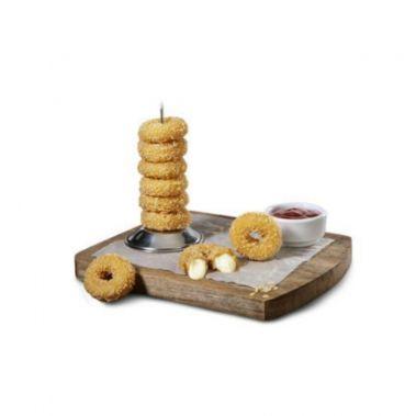 Siera uzkoda, Goudas gredzeni, panējumā, sald., 3*1kg
