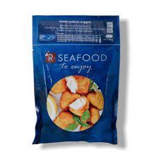 Mintaja nageti, panējumā, MSC, sald., 15*300g, R Seafood