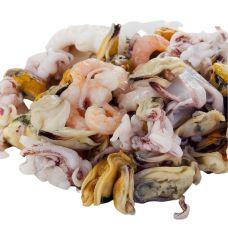 Jūras produktu kokteilis Frutti di Mare, sald., 1*10kg (t.s. 9kg), R Seafood