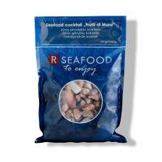 Jūras produktu kokteilis Frutti di Mare, sald., 10*(t.s. 360g), R Seafood Gold