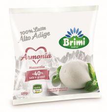 Siers Mozzarella Armonia, t.s.s. 35%, 8*100g, Brimi