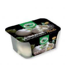 Siers Burrata no bifelu piena, t.s.s. 52%, 8*200g (4*50g), La Contadina