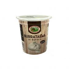 Siers Burrata no bifeļu piena, t.s.s. 52%, 6*200g, La Contadina