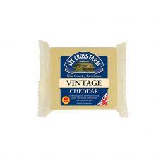 Siers Cheddar Vintage, t.s.s. 45%, izt. 14mēn., 12*200g, L.C.F.