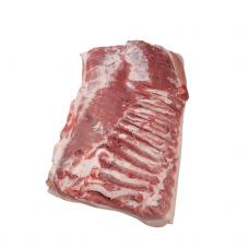 Cūkas krūtiņa, b/kaula, a/a, sald., vak., 4*~4.75kg, Vacija