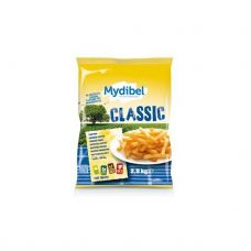Kartupeļi fri Classic, 9x9mm, sald., 4*2.5kg, Mydibel