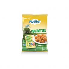 Kartupeļu Croquettes, sald., 4*2.5kg, Mydibel