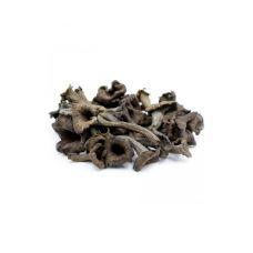 Sēnes gailenes melnās (trompetsēnes), veselas, IQF, 3*1kg