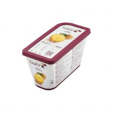 Biezenis ananāsu, b/cuk., sald., 6*1kg, Boiron