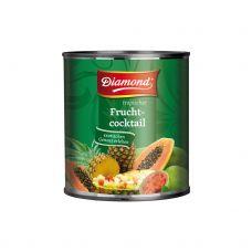 Kokteilis tropisko augļu, konserv., 6*3kg (s.s. 1.8kg)