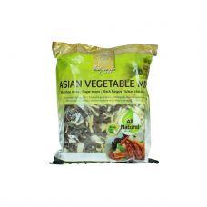 Dārzeņu maisījums Āzijas, IQF, 10*1kg, Golden Turtle Chef