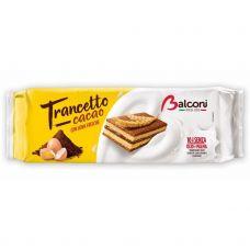 Biskvītkūka Trancetto ar kakao pildijumu, 15*280g(10gab*28g), Balconi