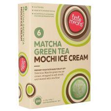 Deserts Mochi zaļā tēja Matacha, sald., 10*192g