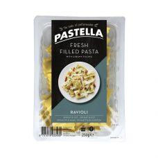 Pasta svaigā Ravioli ar sieru un spinātiem, 8*250g, Pastella