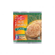 Maize Roti Paratha, P-B, sald., 24*5gab (325g), Spring Home