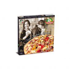 Pica Chicken&Bacon, 25/26cm, sald., 6*360g, Italpizza