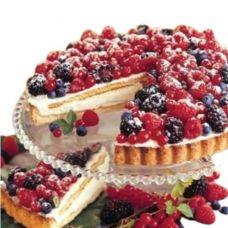Cake forest berries Frutti di Bosco, frozen, 1*1.3kg, Bindi