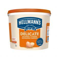 Majonēze Delicat, 1*4.8kg, Hellmann`s