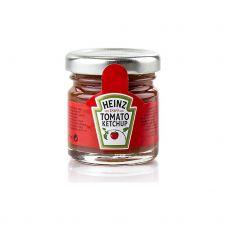Kečups, porc., 80*33ml, Heinz