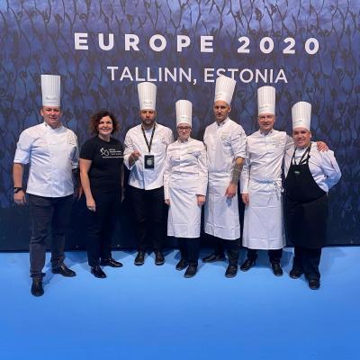 Reaton atbalstīja Latvijas komandu pasaules slavenākajā pavāru konkursā Bocuse d'Or Eiropas atlasē!