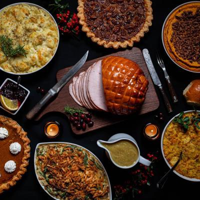 Pasūtījumu veikšana un piegāde svētku laikā
